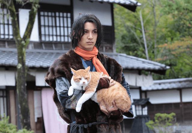 猫侍の制作陣による新作「猫忍」、大野拓朗でドラマ&映画化