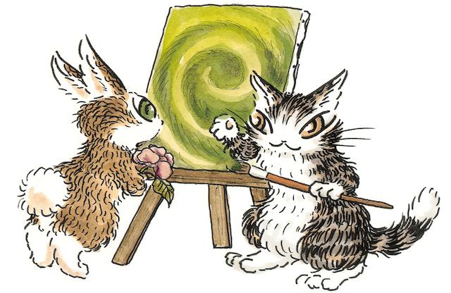 「猫のダヤン ふしぎ劇場」イメージ3