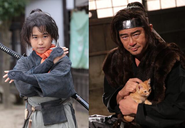 ドラマ&映画「猫忍」のキャストに、船越英一郎&鈴木福君が追加