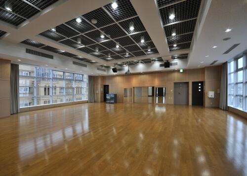 新宿区戸塚地域センター 7F多目的ホールの写真