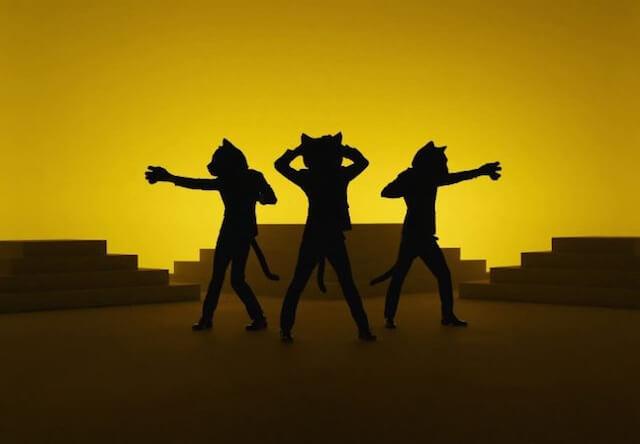 ヤマト運輸が公開した「猫ふんじゃった」ミュージックビデオのダンスシーン写真1