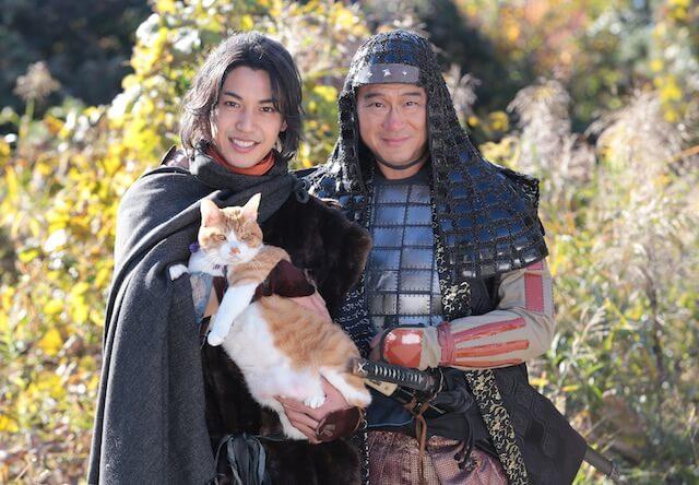 6年ぶりの親子役共演となる、大野拓朗と船越英一郎