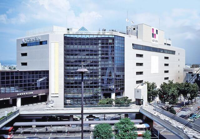 「京阪百貨店 守口店」の外観