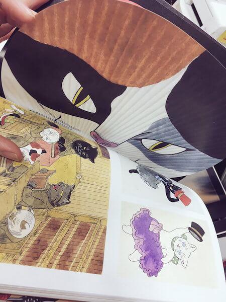 大島依提亜さんがデザインした石黒亜矢子作品集の装丁