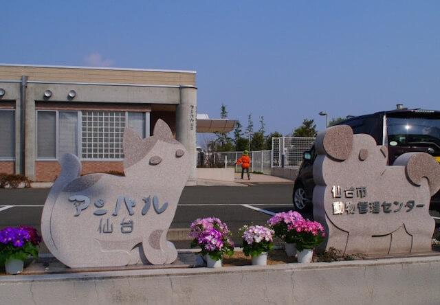 アニパル仙台(市動物管理センター)