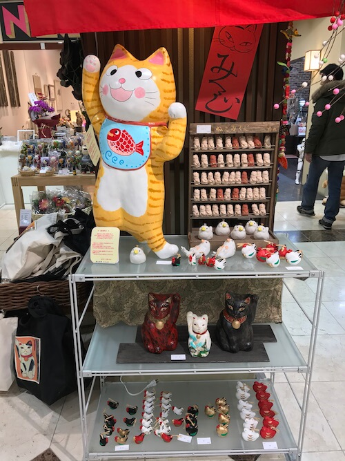 NECOL鎌倉の猫アイテム