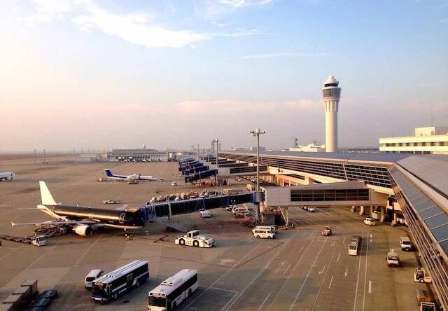 中部国際空港セントレアの写真