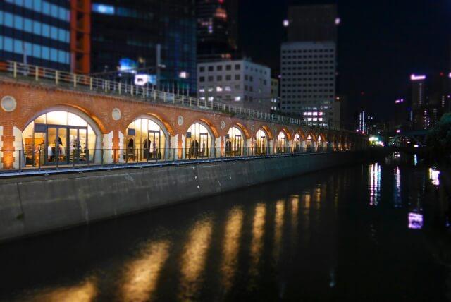 マーチエキュート神田万世橋の外観
