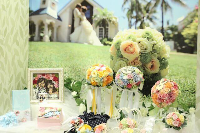 ブライダルフラワー「Flower of bride ~花嫁~」