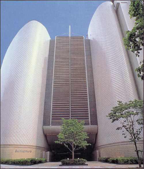 Bunkamura ザ・ミュージアムの外観