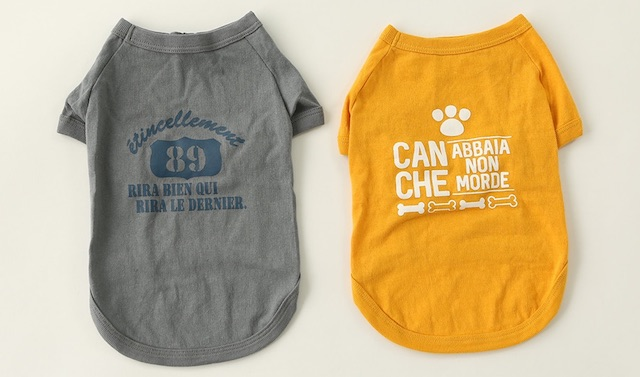 3COINS(スリーコインズ)」の猫でも着れるTシャツ