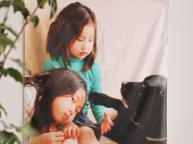 愛猫の写真からハンカチが作れる「nuu.uno ヌーノ」