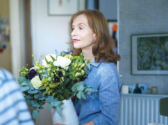 アカデミー賞主演女優賞にもノミネート、フランスを代表する女優イザベル・ユペール