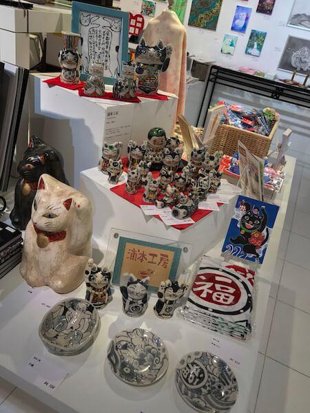 「パリ・NEKO・コレクション」の猫雑貨