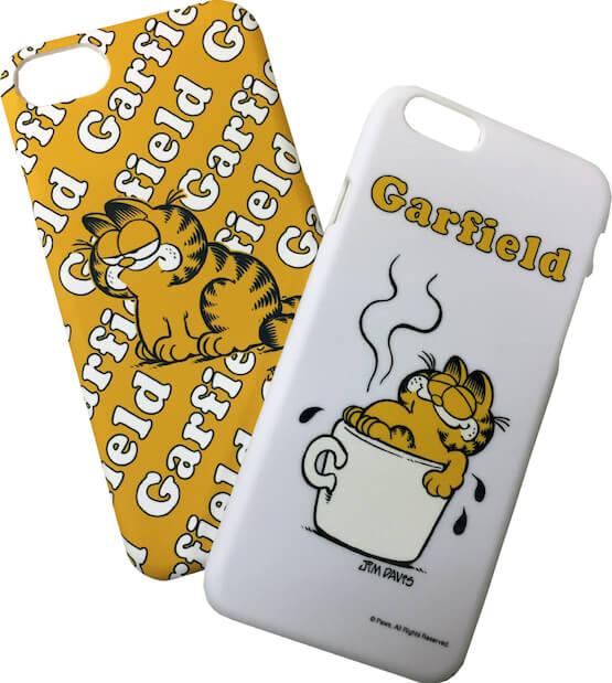 ガーフィールド(GARFIELD)×BEAUTY&YOUTHのスマホケース