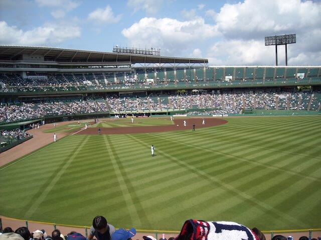 オリックス・バファローズの本拠地球場「ほっともっとフィールド神戸」