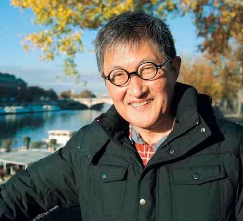 ニューヨークを拠点に作品を書き続けている画家・久下貴史氏