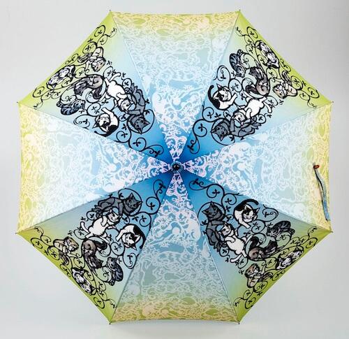 cut-art さとうみよ 長傘