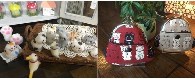 にゃらまち猫祭りの参加店舗3