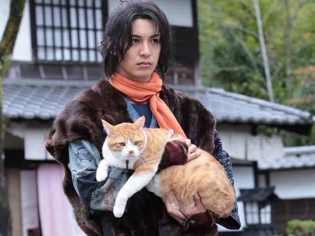 映画「猫忍」が上海国際映画祭のパノラマ部門に選出