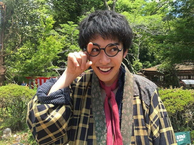"""わろてんかで大野拓朗が演じるしゃべくり漫才""""を生んだ芸人・キース2"""
