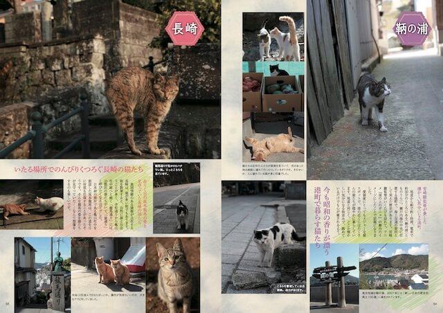 長崎、鞆の浦(とものうら)の和猫