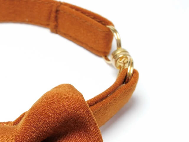 CHAOMI(チャオミ)のキャットカラー(首輪)はマグネット式なので着脱が簡単