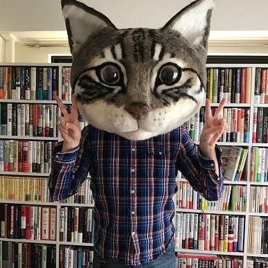 猫本屋「Cat's Meow Books(キャッツミャウブックス)の店長代理