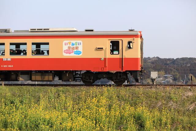 福田豊さんの鉄道写真、いすみ鉄道