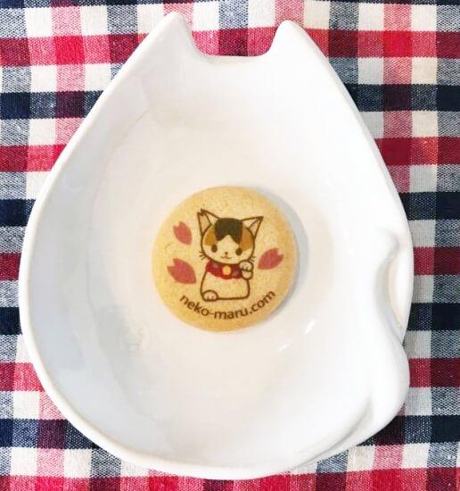 元祖猫商 丸山商店から発売された「さくらねこクッキー」