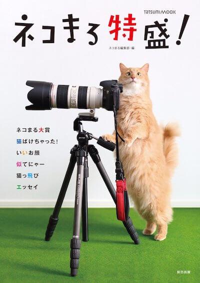 「ネコまる」の傑作選フォトムック、「ネコまる特盛