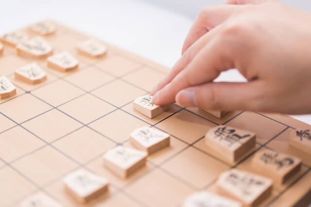 将棋のイメージ写真
