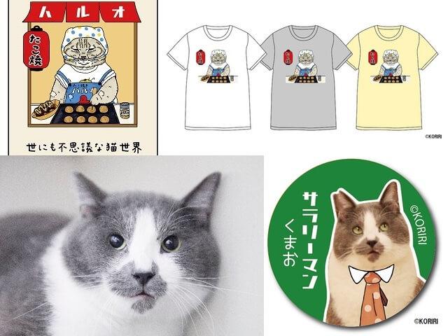 大阪の猫グッズ専門店ネコマートで「にゃつまつり2017」が開催