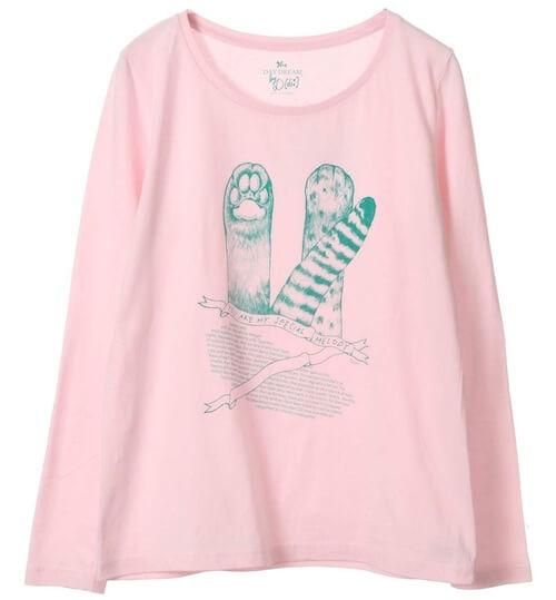 Cat's hand Tシャツ by 「THE DAY DREAM(ザ デイ ドリーム)」