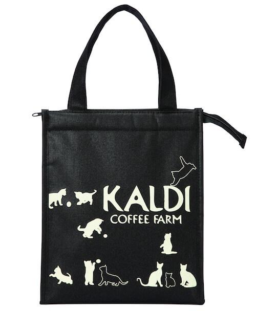 カルディコーヒーファーム(KALDI COFFEE FARM)のネコバッグ(保冷)