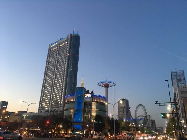 東京ドームシティのイメージ写真