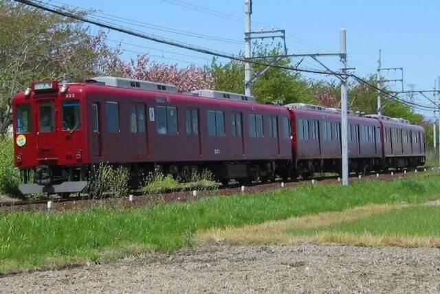 養老鉄道・養老線の列車