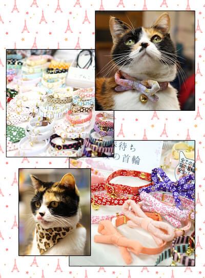 にゃんともニャンズマーケットに出展する猫グッズ