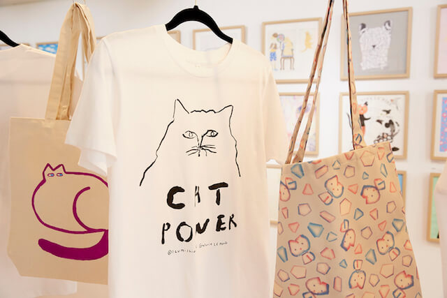 「CAT POWER 2016」の猫作品