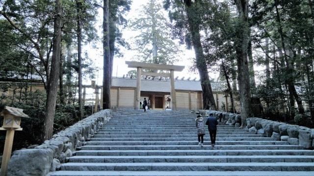 伊勢神宮内宮(皇大神宮)のイメージ写真