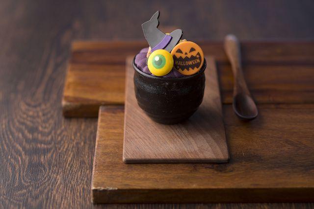 魔女のお芋ティラミス by シェラトンのカフェ トスティーナ