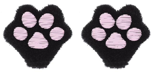 ネコ手袋(すずネコリカちゃんの付属品)