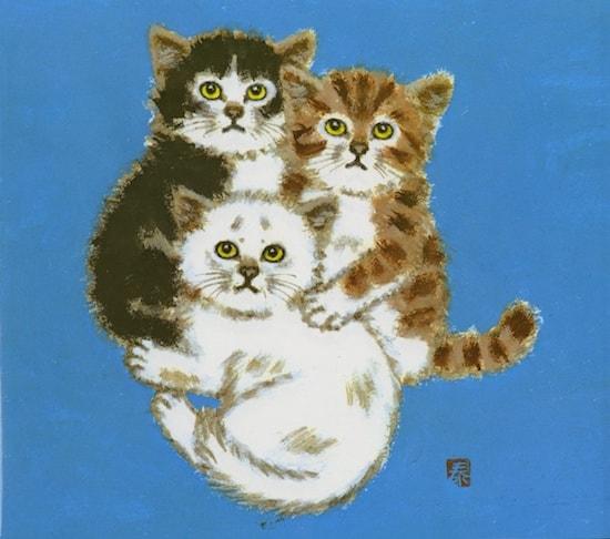大佛次郎の童話「スイッチョ猫」