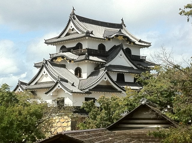 国宝・彦根城のイメージ写真