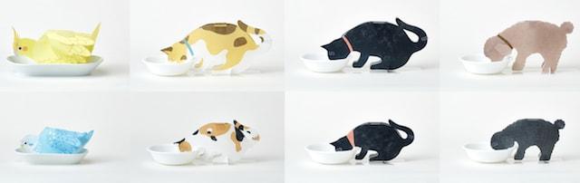 ニトリの動物型うるおいペーパー加湿器シリーズ全8種