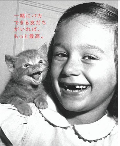 ココ・シャネル(COCO CHANEL)と子猫