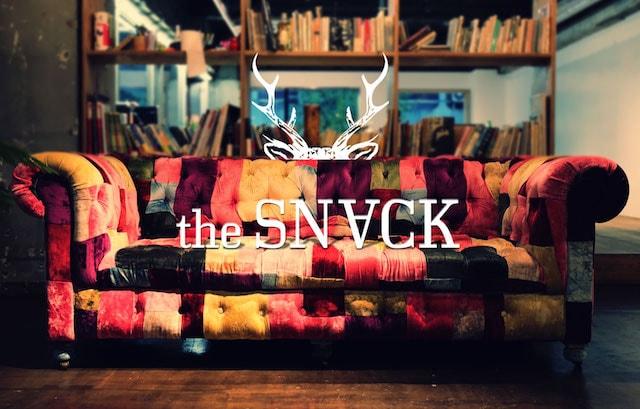 コワーキングカフェ「the SNACK」