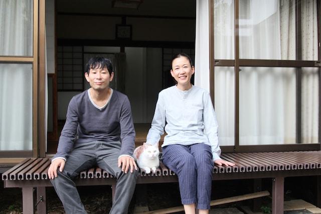 主演俳優:水澤紳吾、女優:大島葉子 by 映画「愛しのノラ~幸せのめぐり逢い~」