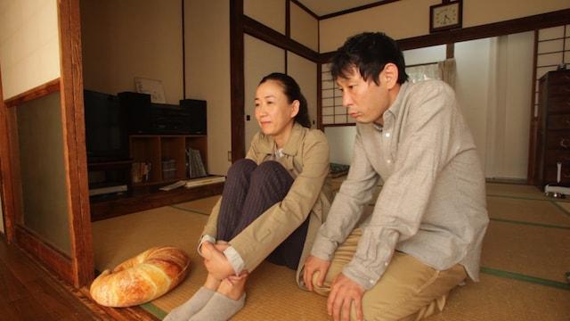水澤紳吾、大島葉子の演技シーン by 映画「愛しのノラ~幸せのめぐり逢い~」