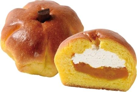 まるごとパンプキン by 手作りパン専門店「HOKUO」